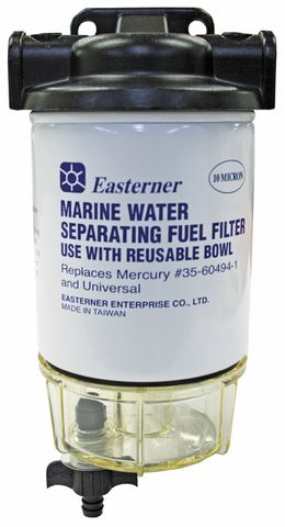 Water Separating Fuel Filters with Bowl