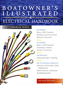 BOOK BOATOWNERS ILLUS ELECTRICAL