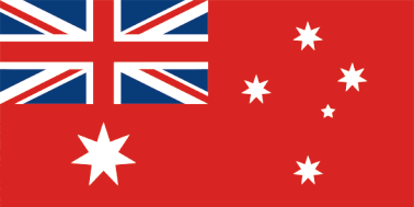 Australian Red Ensign Flags