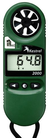 KESTREL 2000 POCKET WEATHERMETER