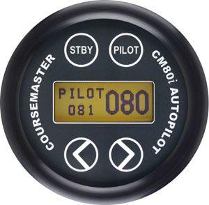 Coursemaster CM80i Autopilots