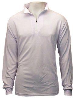 Burke White Quick Dry Sun Shirts