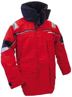 Burke Breathable Southerly Offshore Jackets