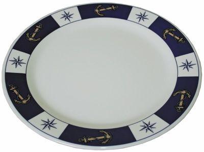T/WARE ANC DINNER PLATE 250MM 6PK