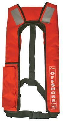 AXIS OFFSHORE 150N MANUAL RED
