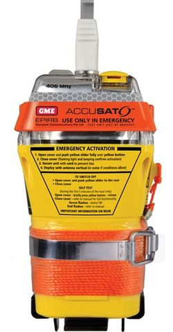 EPIRB GME MT600G 406MHZ WITH GPS