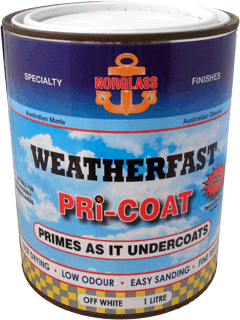 Norglass Single Pack Primers & Undercoats