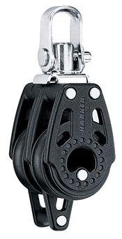 HK343 CARBO 29MM DOUBLE SWIVEL BKT