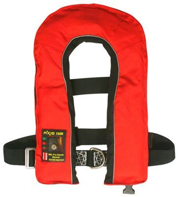 AXIS OFFSHORE PRO 150N MANUAL HARNESS