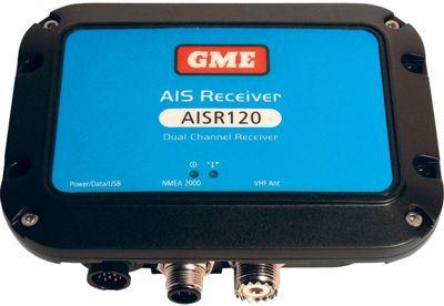 GME AISR120 Dual Channel AIS Receiver