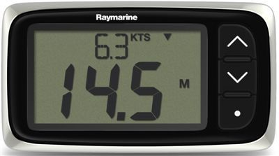 RAYMARINE i40 BIDATA PACK WITH T/HULL TX