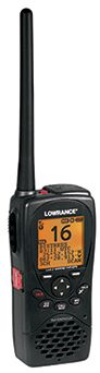 LOWRANCE LINK-2 H/HELD VHF WITH DSC