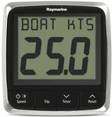 RAYMARINE i50 SPEED PACK WITH T/HULL TXD