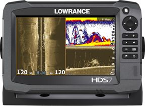 LOWRANCE HDS-7 GEN3 DISPLAY ONLY