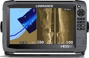 LOWRANCE HDS-9 GEN3 DISPLAY ONLY