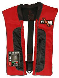 AXIS OFFSHORE PRO 150N MANUAL RED/BLK