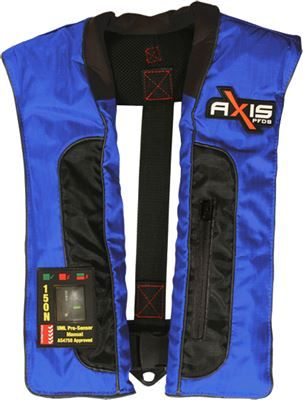 AXIS OFFSHORE PRO 150N MANUAL BLUE/BLK