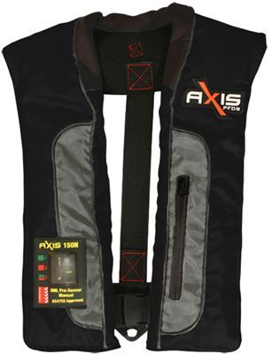 AXIS OFFSHORE PRO 150N MANUAL BLACK/GREY