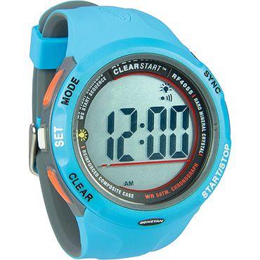 RF4055B CLEARSTART WATCH 50MM BLUE/GREY