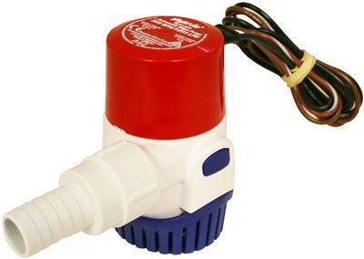 Rule 500gph Bilge Pumps G2 Auto Micro