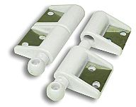 Snap-Apart-Nylon Hinges