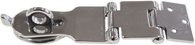 Deluxe Double Hinged Hasp-N-Staples