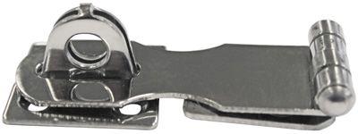 Stainless Steel Hasp-N-Staples