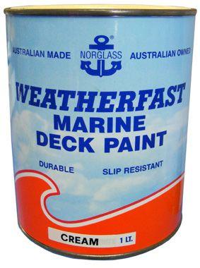 Weatherfast Non Skid Deck Paint