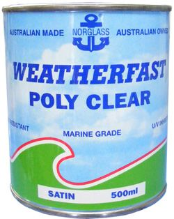 Polyurethane Clear - Satin