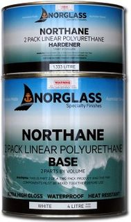 Norglass Two Pack Topcoats & Varnishes
