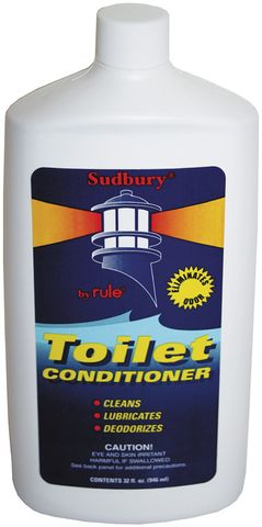 SUDBURY TOILET CONDITIONER 1LT