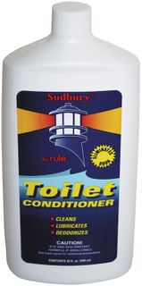 Toilet Accessories & Chemicals