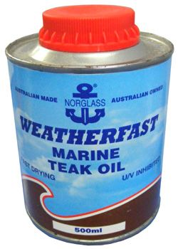 Marine Timber Oil