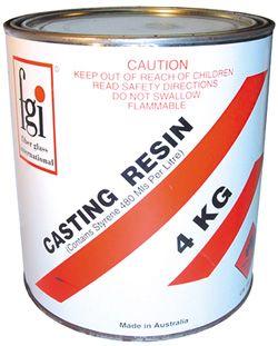 FGI Polyester Casting Resin