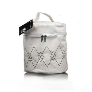 Diamond Waterproofed Cotton Bag