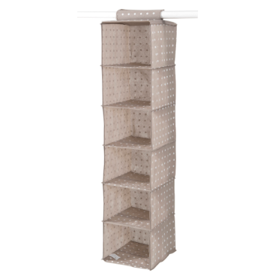 Rivoli Storage Rack 6 Shelves