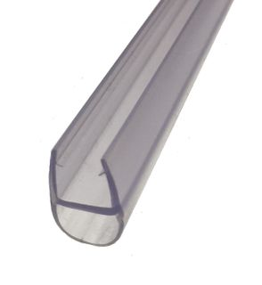 Drip Strip 2000mm Bumper 8mm Glass