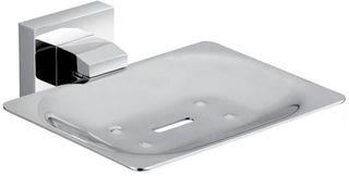 Luna Soap Dish Metal