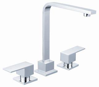 Savanna Sink Set Lever
