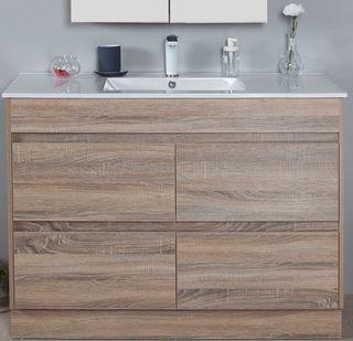 Leo 1200 Vanity Cabinet