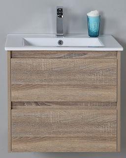Leo 600 WH Vanity Cabinet