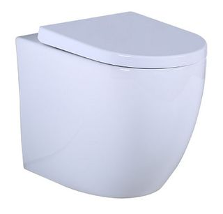 Meyer Wall Faced Toilet