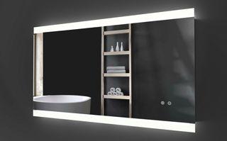 Miro 1500 LED Mirror