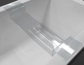 Large Easy Clean Acrylic Bath Caddy