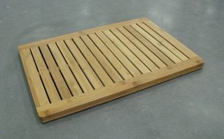 Bamboo Sleek Floor Mat