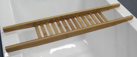 Bamboo Bathtub Caddy 74x15x3.6cm