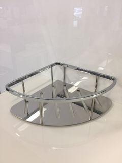 Stainless Corner Basket