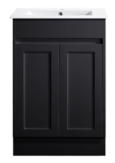 Sophie 600 Vanity MATT BLACK