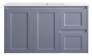 Sophie 900 Wall Hung Vanity MATT GREY