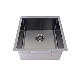 PVD Gun Metal Stainless Steel Sink